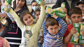 Baking a Difference for Armenia's Children