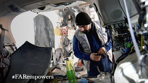 FAR Helps Syrian Mechanic to Improve His Business