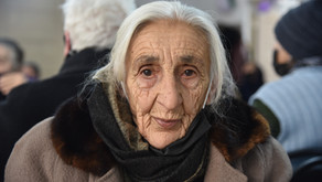 Portrait of Armenian Strength: Anahit from Gyumri Soup Kitchen