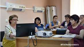 Changing the State of Healthcare in Tavush