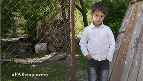 Helping a Single Mom to Provide Her Son a Better Future