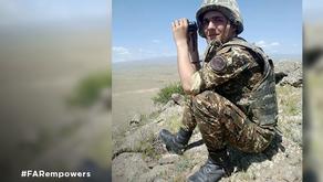 Narek, Scholarship Student and Fallen Soldier