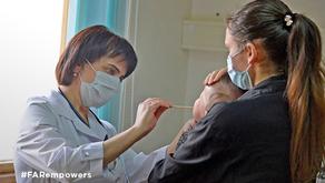 Meet the Heroic Dr. Narine Danielyan