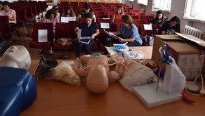 Trainings for Nurses are Relaunched in Artsakh