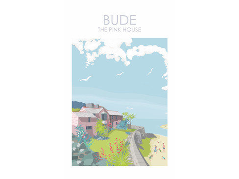 BUDE THE PINK HOUSE Print noths  copy.jp