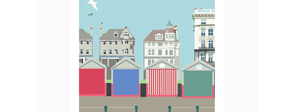 HOVE SEAFRONT PRINT