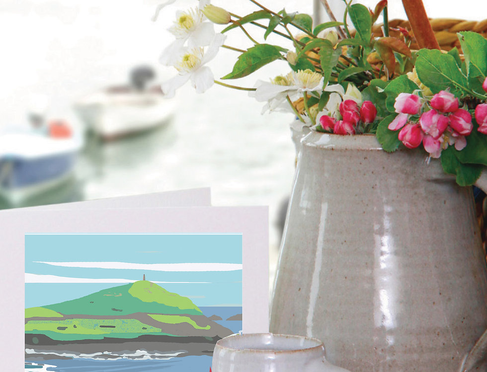 CAPE CORNWALL CARD