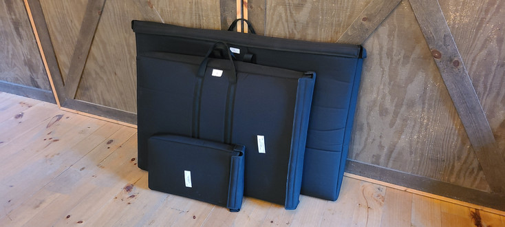 Padded cases