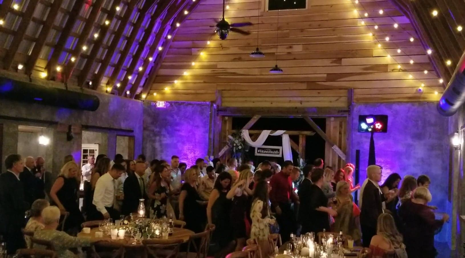 Overlook Barn dancing