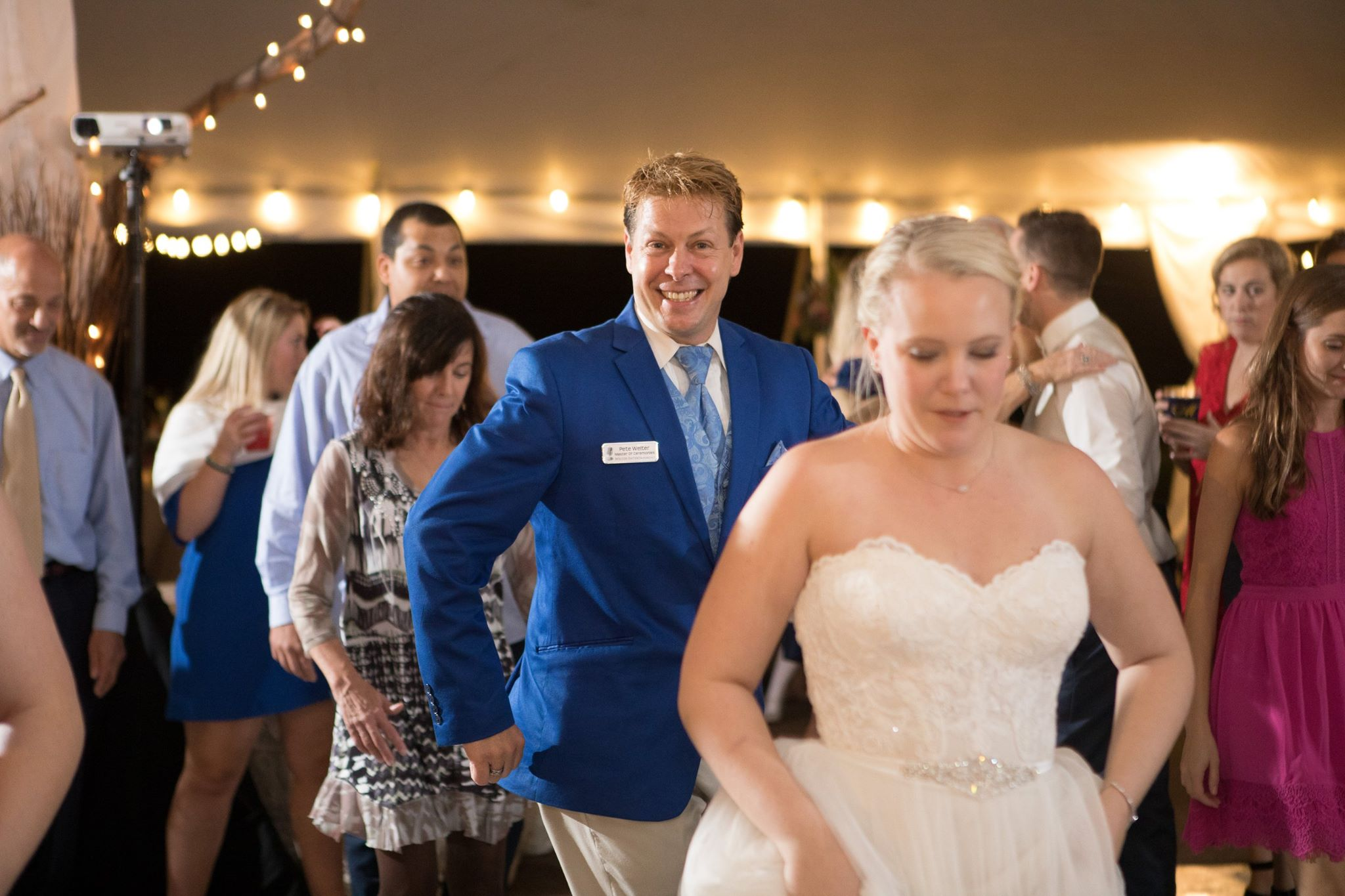 McSherry Dancing