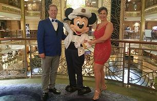 Pete and Geana Welter, Disney DJ