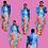Thumbnail: Cotton Candy Tie Dye Maxi Dress