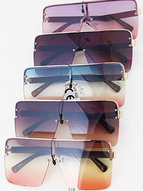Shades of Color Sunglasses