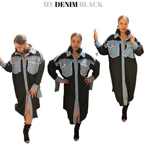 My Denim Black