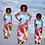 Thumbnail: Just Colors Tie Dye Maxi Dress