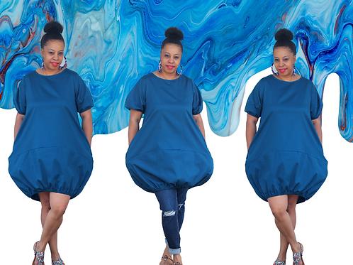 Jade Pocket Dress