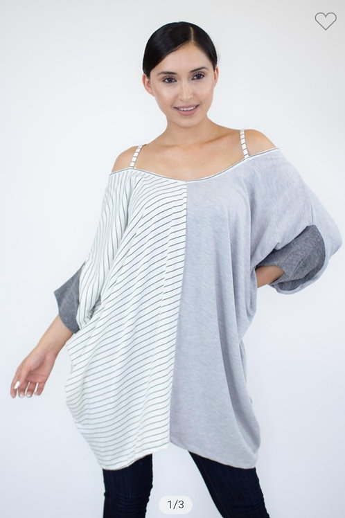 2 Sided Oversize Top