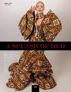 A Splash of Red - Arrant Magazine