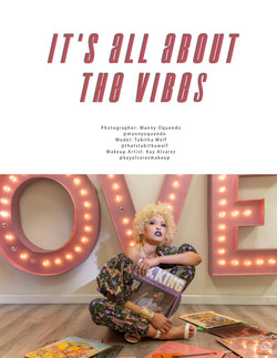 It's All About The Vibes - Rise Magazine