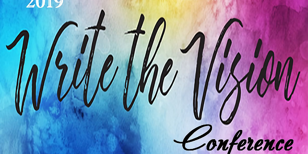 2019 Faith Walkers Women Conference: Write the Vision