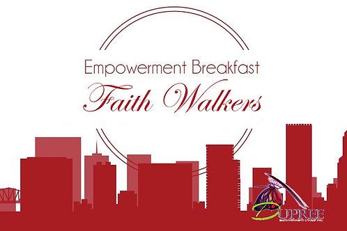 Faith Walkers Empowerment Breakfast
