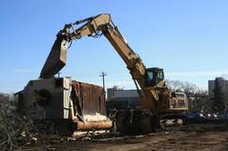 molson demolition