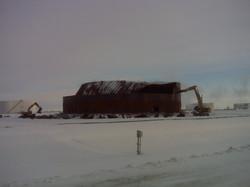 tank demolition shear