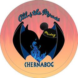 Chernabog Button