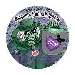 Return of the Hatbox Ghost Button