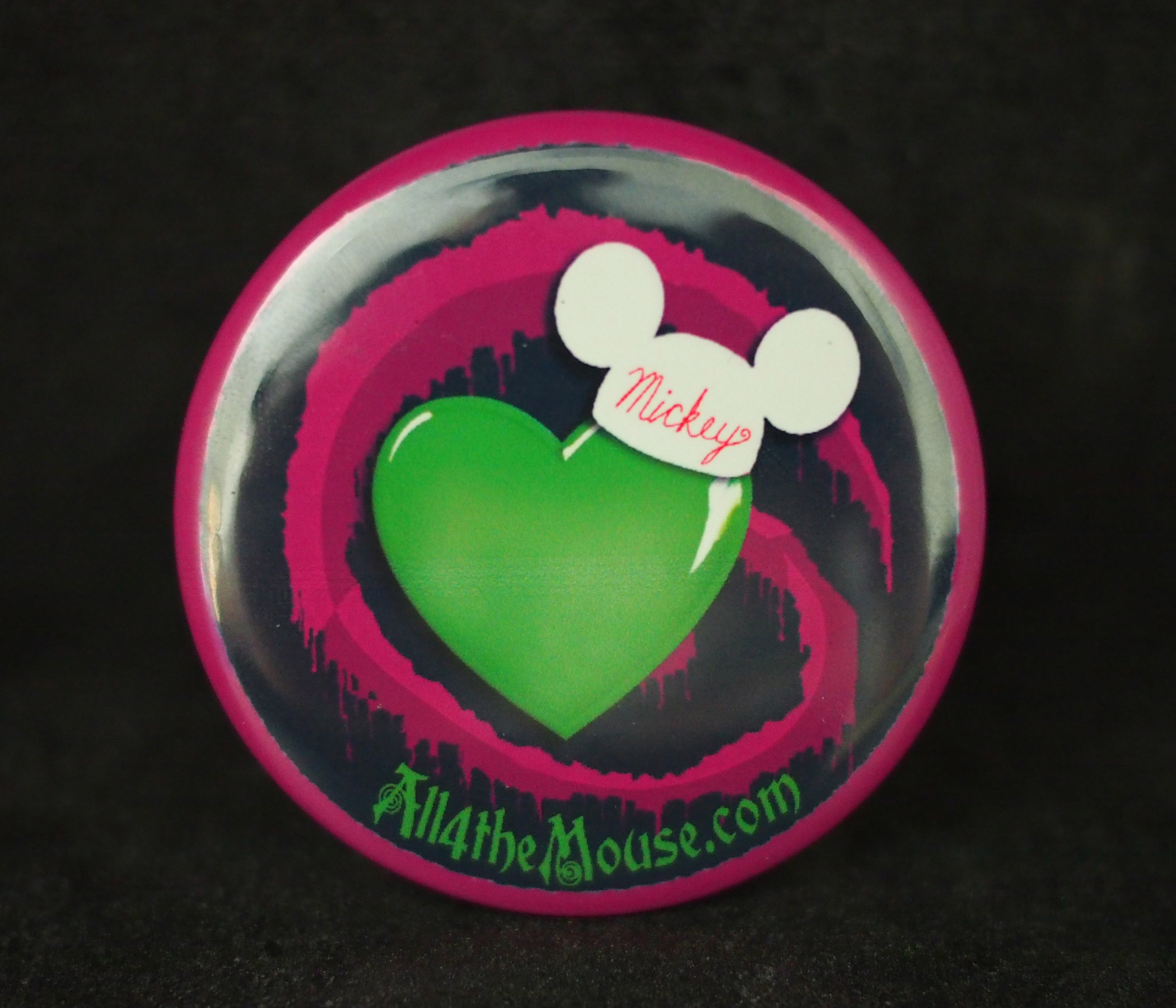 A4M Mad T Button