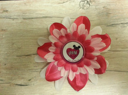 2016 A4M Pink Flowerclip