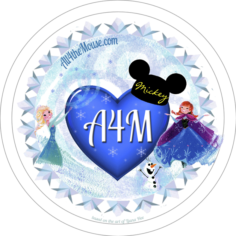 A4M Frozen Drawing Button