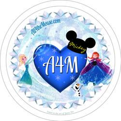 A4M Frozen Drawing Button