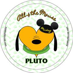 Pluto Button