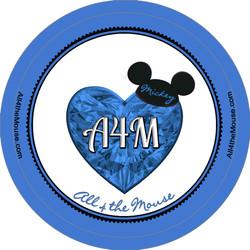 2016 A4M Blue Heart