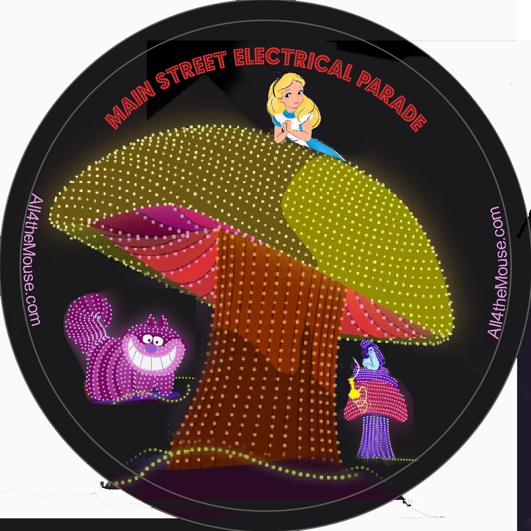 Alice in Wonderland Electrical Parad