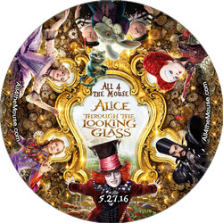 A4M Alice Through the Looking Glass