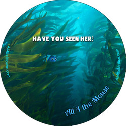 A4M Finding Dory Seaweed Button