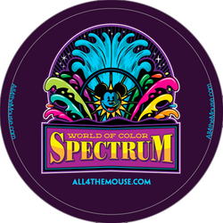 WoC Spectrum Button