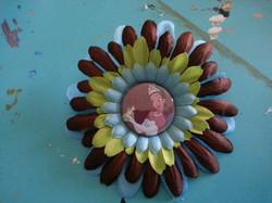 Princess Tiana Flowerclip