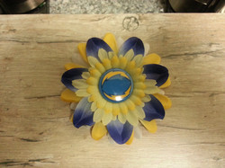 Chargers Flowerclip