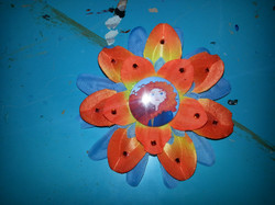 Merida Flowerclip w Crystals