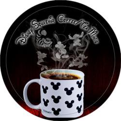 Coffee Mug Group Button