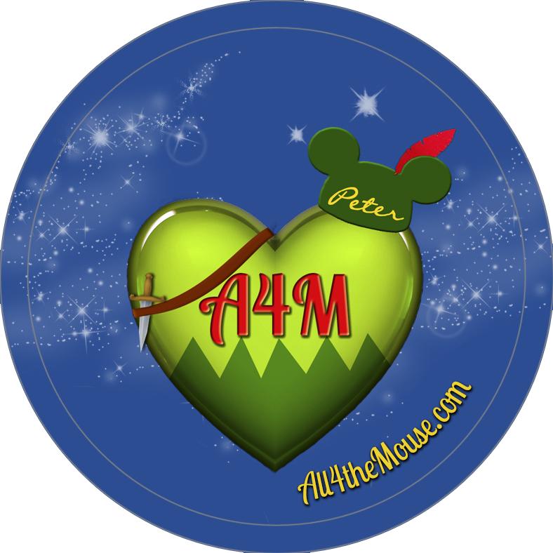 A4M Peter Pan Heart