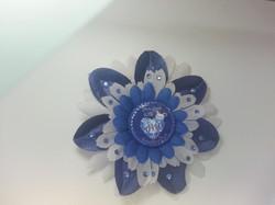 Blue A4M 60th Flowerclip #1