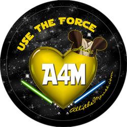 A4M Jedi Heart Button