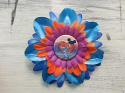 Stitch Flowerclip