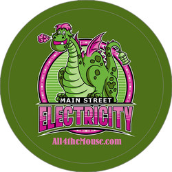 Main Street Electricity Button