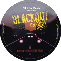 Blackout on Route 66 Button