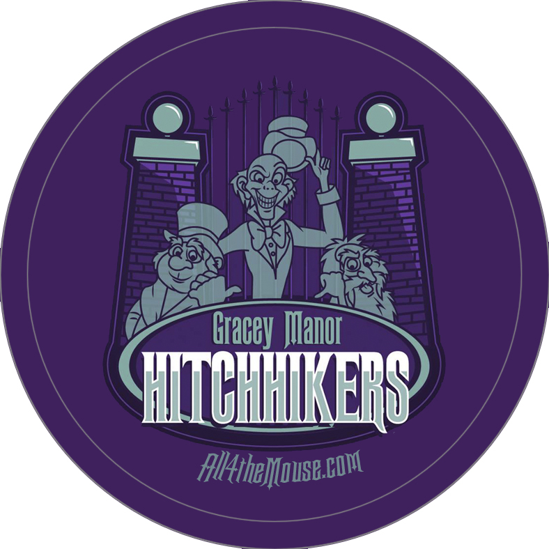 2014 Gracey Manor Hitchhikers Button